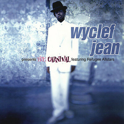 "WYCLEF JEAN The Carnival 12"" 180G Vinyl 2LP"
