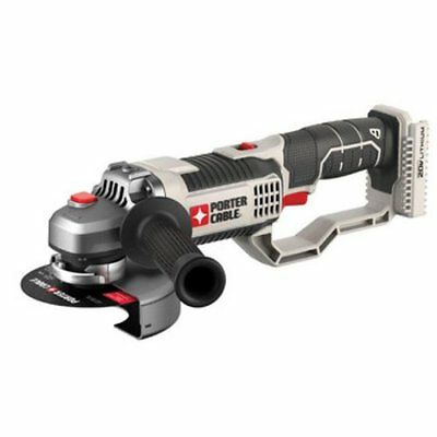 """Porter Cable PCC761B 20V MAX Cordless Lithium-Ion 4-1/2"""" Cut-Off Grinder (Bare T"""