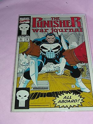 The Punisher War Journal #41 comic