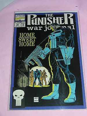 THE PUNISHER WAR JOURNAL #44 ~ 1992 Marvel Comics ~