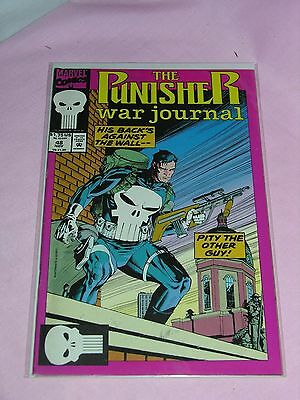 The Punisher War Journal #48 (Nov 1992, Marvel)