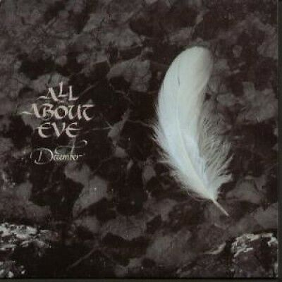 "ALL ABOUT EVE December 7"" VINYL B/W Drowning (Even11) Pic Sleeve UK Mercury"