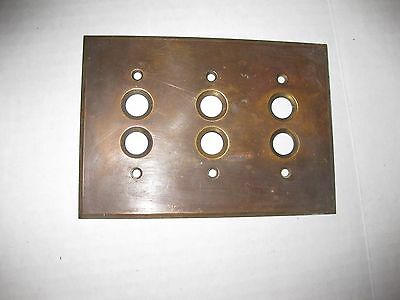 vintage push button light cover plates outlet cover plates