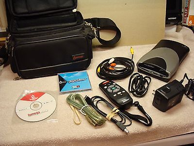 Iomega Fotoshow Digital Image Center 30362100 Excellent Used Condition Zip 250Mb