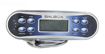 Balboa Topside Control Panel for ML700 EL2001 Pack 52649 52649-02 TS702 54506