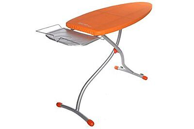 Afer CT212.04NVB Teflonix Table à Repasser Multicolore
