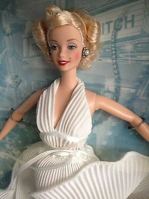 1997 Barbie as Marilyn - The Seven Year Itch - Hollywood Legends *NRFB* MIB*