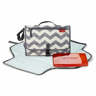 Skip Hop Pronto Changing Station, Chevron # 202204 - NEW in Bag
