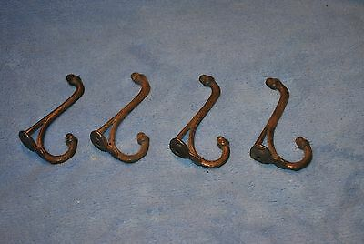 Set of Antique Wall Hooks - From Delaware Estate