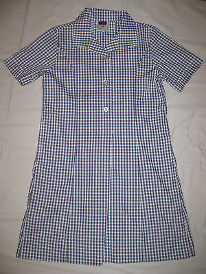 VGC  PSW PRIMARY SCHOOL WEAR SUMMER DRESS UNIFORM  RICHMOND PRIMARY size   8