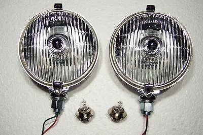 576SFT LUCAS Driving Lights with halogen bulbs, new reproductions,(1) pair
