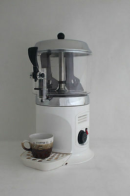 White 110v 5L Hot Chocolate Dispenser Making Hot Chocolate Machine Low Price