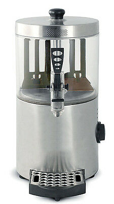 110V Stainless steel 3L hot choc beverage/drinking machine with CE free shipping