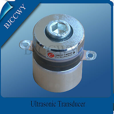 1pc 60W 28KHZ PZT-4  Ultrasonic Piezoelectric Cleaning Transducer Cleaner