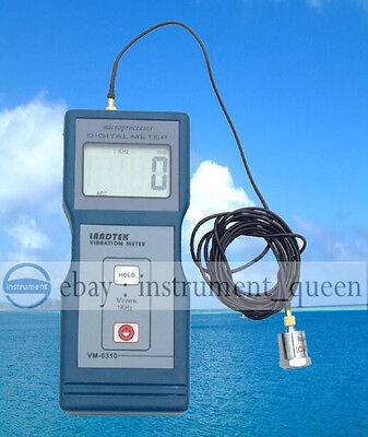 LANDTEK VM-6320 Hight Accuracy Vibration Meter authentic vibrometer