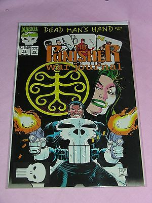 The Punisher War Journal #45 (Aug 1992 Marvel)