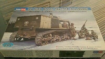M4 HIGH SPEED TRACTOR (3-IN./90mm) Hobby BOSS