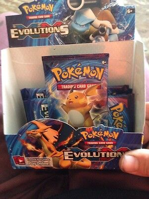 Pokémon Evolutions Booster Pack (repackaged)