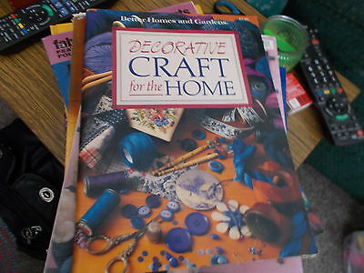 Better Home And Gardens Decorative Craft For The Home