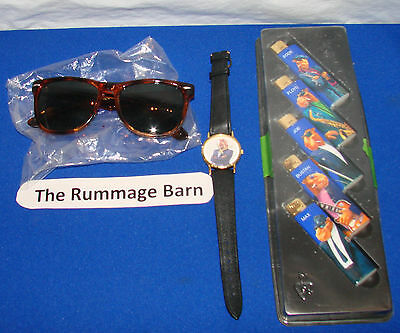 Camel Promotional Items ------ Watch ----- Glasses --- Cigarette Lighters