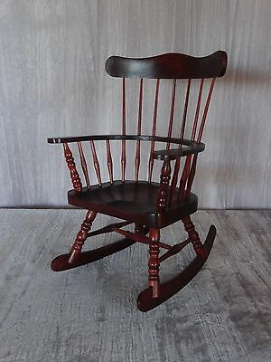 "AllforDoll DIORAMA 1:4 scale Furniture Miniature CHAIR for 16"" Tonner BJD Dolls"