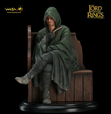 The Lord Of The Rings Strider Weta Cave