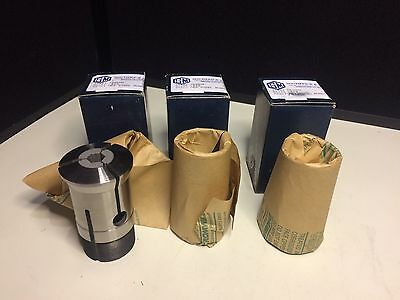 Lot of (3) Southwick & Meister TD32HX .413 Hex Steel Bushing *New in Boxes