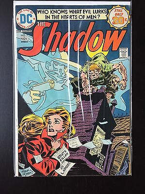 The Shadow # 7, VF 8.0