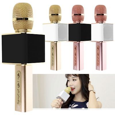 Bluetooth Speaker Portable Condenser Microphone YS-10 for KTV Karaoke Music AUS
