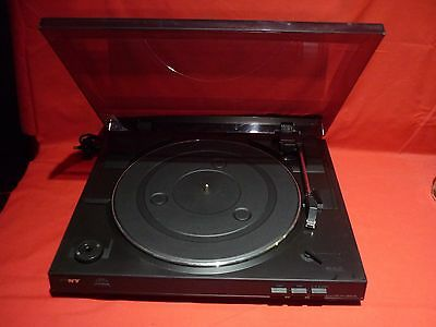 Sony Lx300Usb Turntable Record Player Working Well P/u 4207
