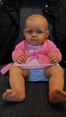 Large Old Vintage Haunted Looking Doll. Henry.