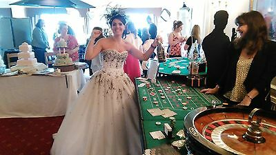 AAA Fun Casino HIRE Roulette Poker or Blackjack Hire ANY OCCASION