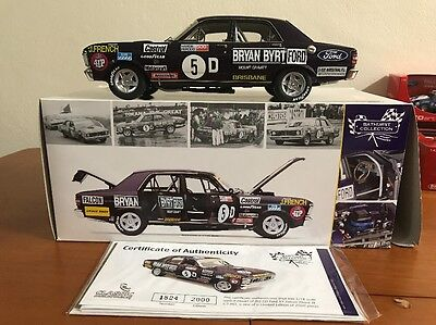 XY GT 1:18 Bathurst 2nd Place French Classic Carlectables