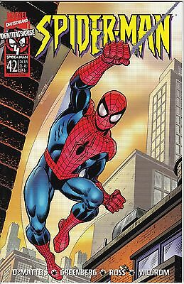 Marvel Comics ** Spider-Man ** Comic Nr.: 42 - Marvel Deutschland