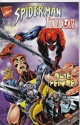 Marvel Comics ** Spider-Man - Thunderbolts ** Comic Nr.: 17 - Alte Feinde
