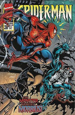 Marvel Comics ** Spider-Man ** Comic Nr.: 28 - Marvel Deutschland
