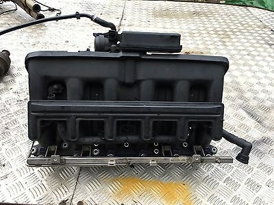 BMW M54B30 330 Inlet Manifold Complete Disa / Injectors / ICV / Throttle Body