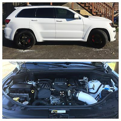2014 Jeep Grand Cherokee SRT8 2014 jeep grand cherokee srt SUPERCHARGED 610HP
