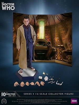 """Doctor Who Figur """"10th Doctor - 1/6 Scale"""" (Big Chief Studios)"""