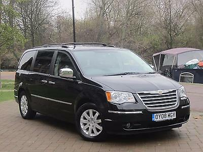 Chrysler Grand Voyager 2.8CRD auto Limited WITH FULL SERVICE HISTORY