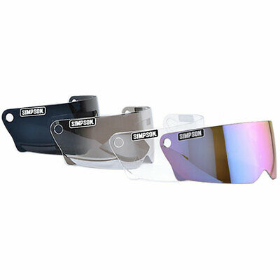 Simpson M30 Bandit Face Shield Visor for Simpson M30 Bandit Helmets