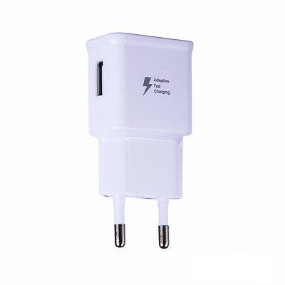 USB Wall Charger Adapter Quick Fast Charging for Samsung Android Xiaomi Phone