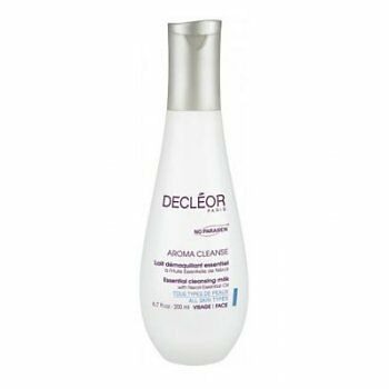 Decleor 200ml Aroma Cleanse Essential Cleansing Milk (All Skin Types) - NEW
