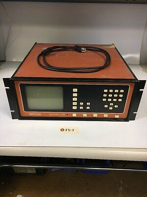 Inficon 017-010-G1 Quadrex 100 Gas Analyzer 120-220V 0.5KVA Warranty!