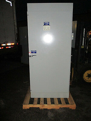Asco 1200 Amp 3 Phase 480 Volt Automatic Transfer Switch- ATS258