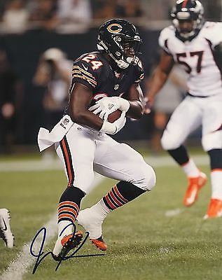 Jordan Howard Signed Autographed Chicago Bears 8x10 Photo Rare Roy
