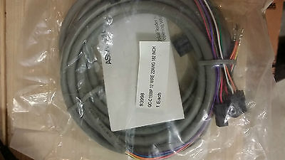 Assa Abloy Qc-C1500P 12 Wire 22 Awg 182 Harness Cable
