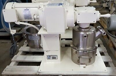 1 Gallon Ross Double Planetary Mixer, Vacuum, S/S