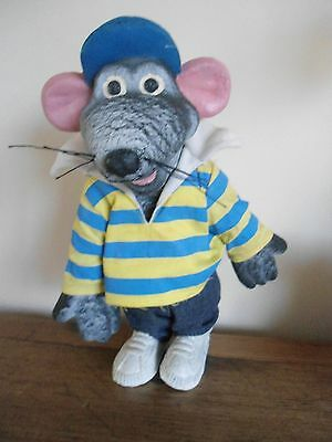 Collectable Bendy foam Roland Rat