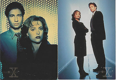 1995 Topps The X Files Season One Card Set Missing #58